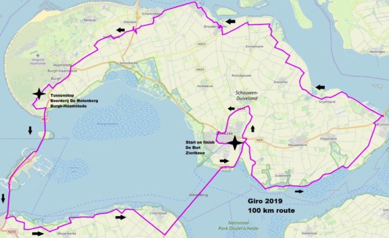 Giro di Schouwen-Duiveland 2019