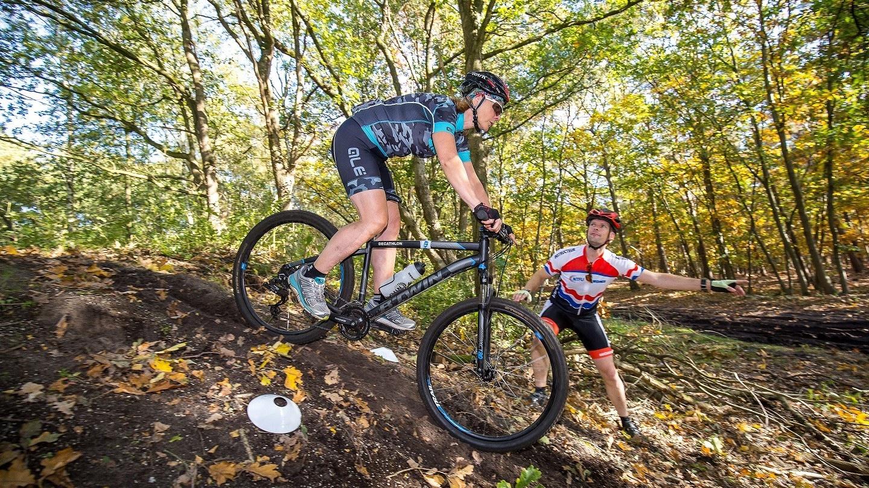 Mountanbiken is meer dan alleen fietsen
