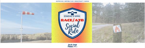 Jan de Jonge Fietsen Burgh social Ride 2020