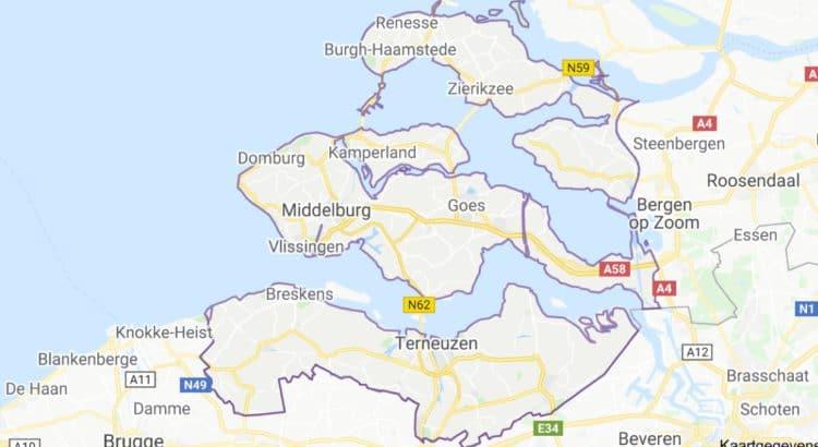 Rondje Zeeland 190 KM
